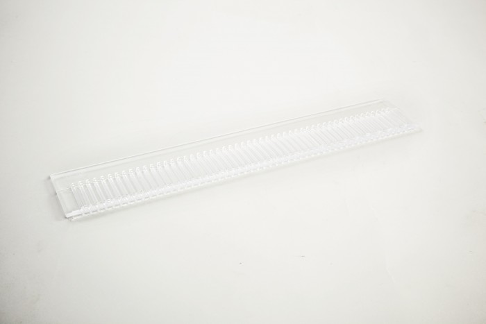 Plastic Divider Toothed