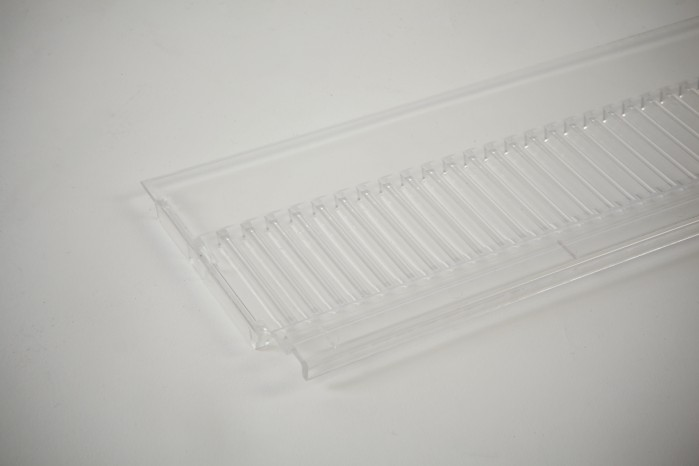 Plastic Riser Toothed