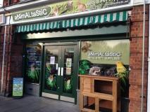 Animaltastic Pet Shop. Welwyn Garden City, Hertfordshire