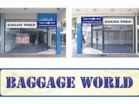 Complete refit Baggage World, Surrey