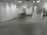 Complete refit Baggage World, Surrey