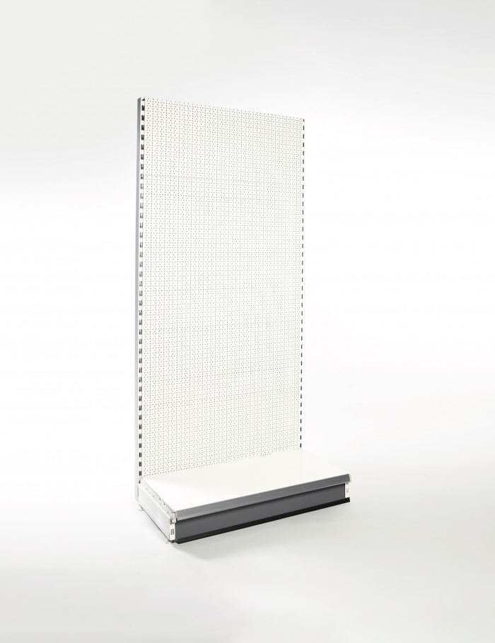 Perforated Wall Bay