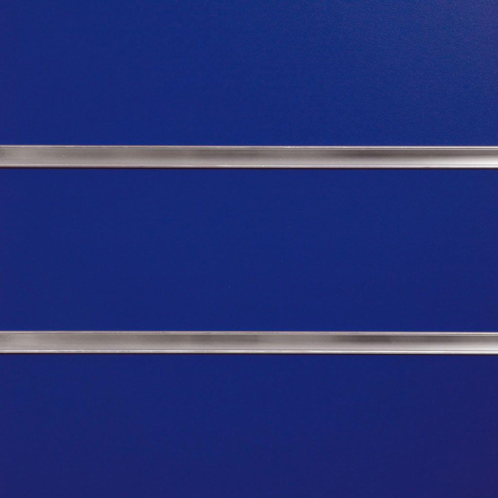 Blue Slatwall Panel