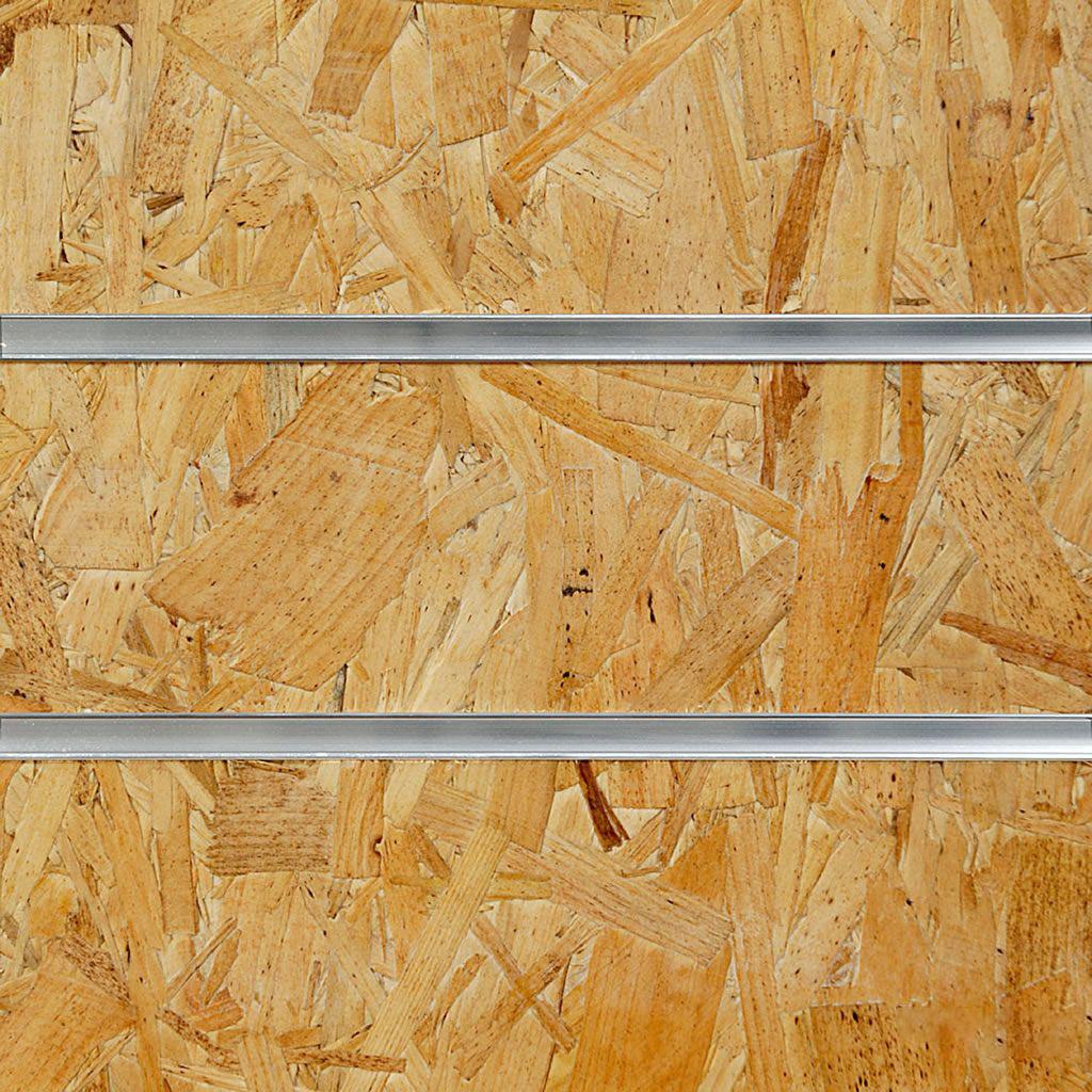 OSB Slatwall Panel