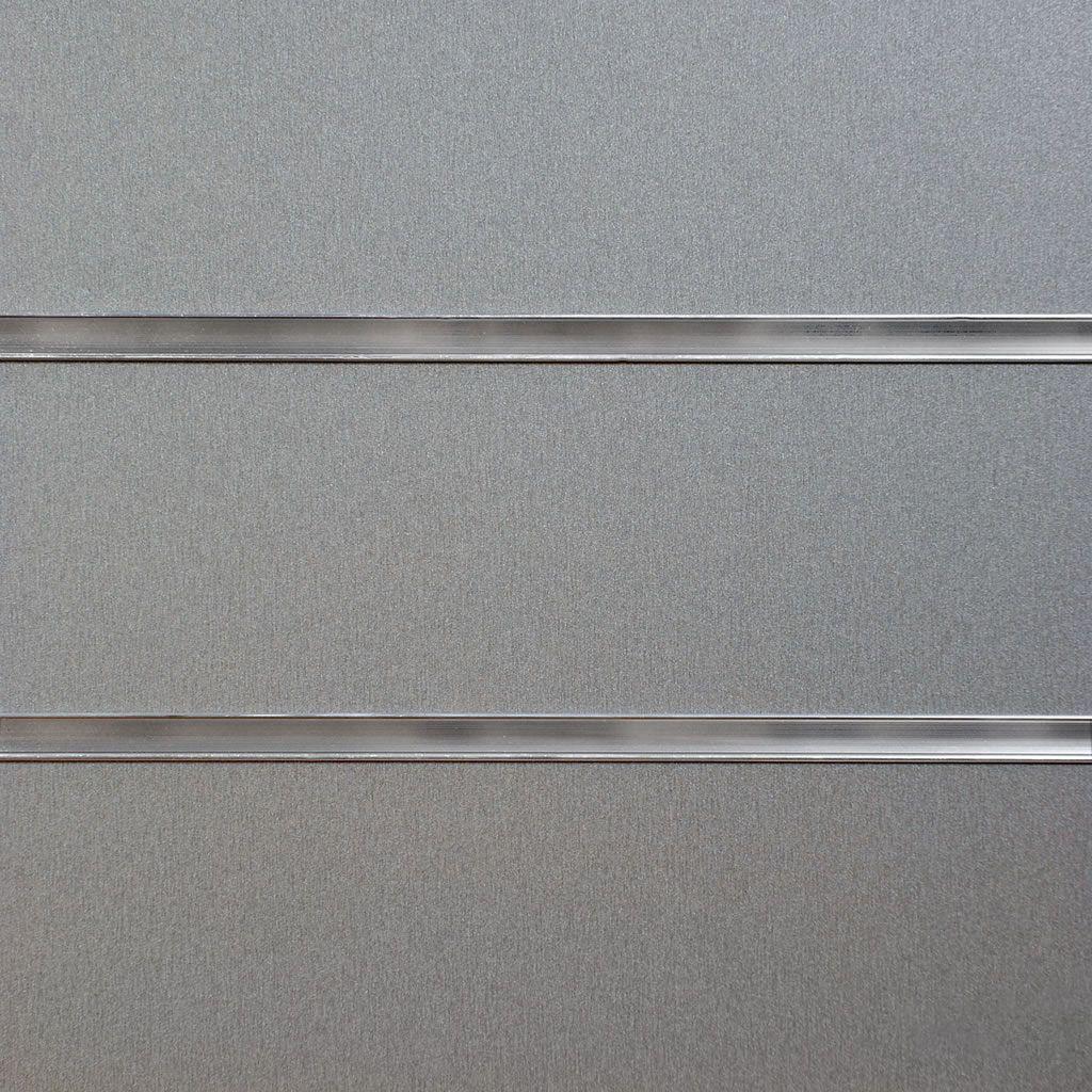 Pewter Slatwall Panel