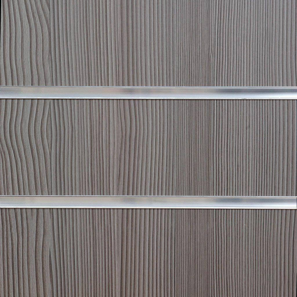 Pino Grey Slatwall Panel