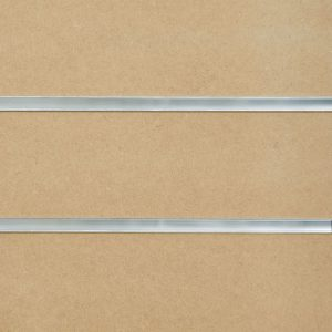 Raw Slatwall Panel