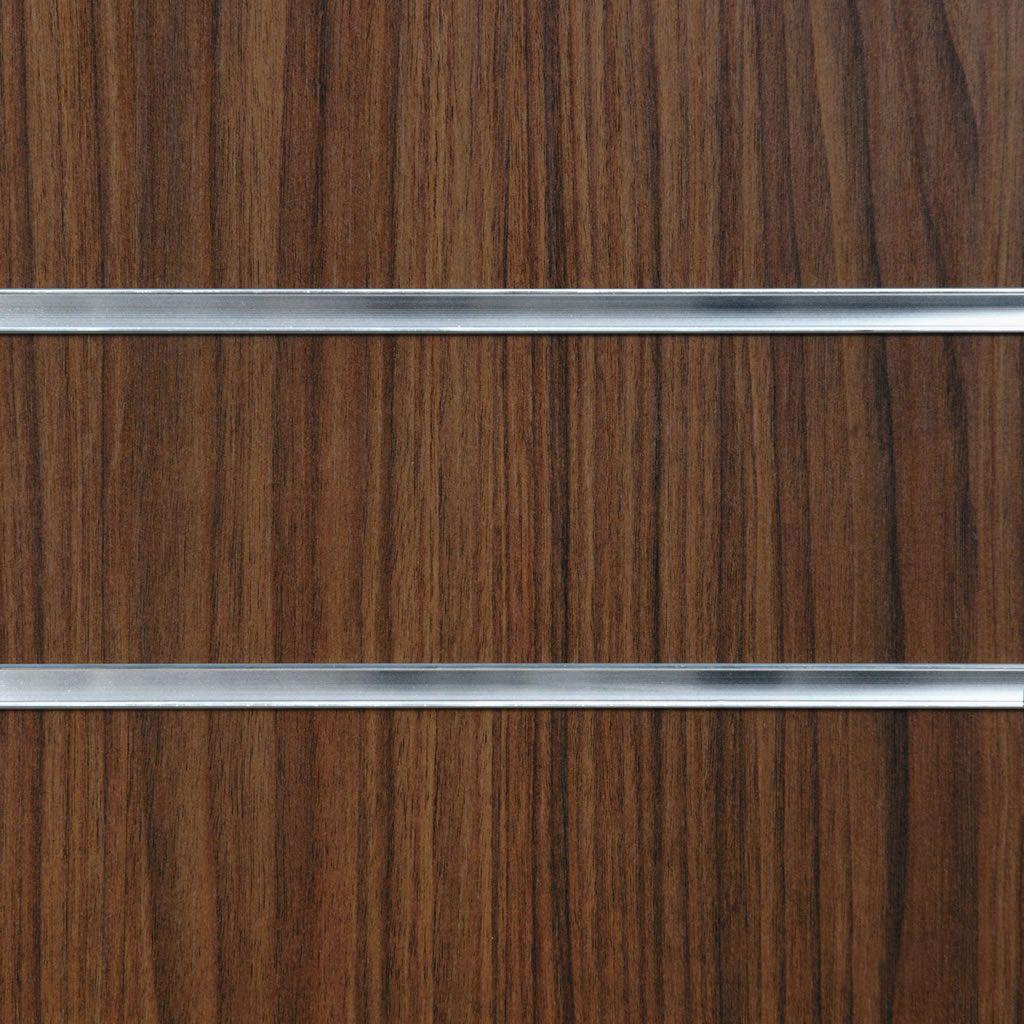 Walnut Slatwall Panel